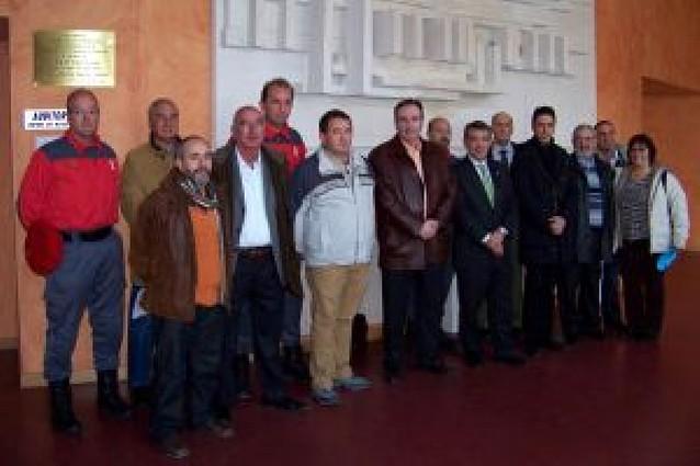 Los ayuntamientos del Eje del Ebro crearán juntas de seguridad locales