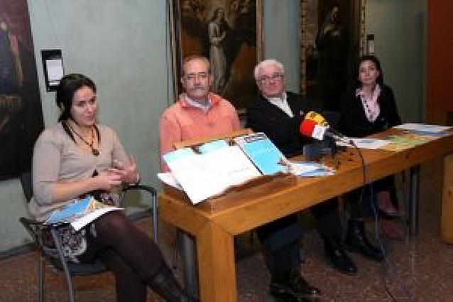 El Museo de Tudela dedica un cuaderno didáctico al pintor Vicente Berdusán