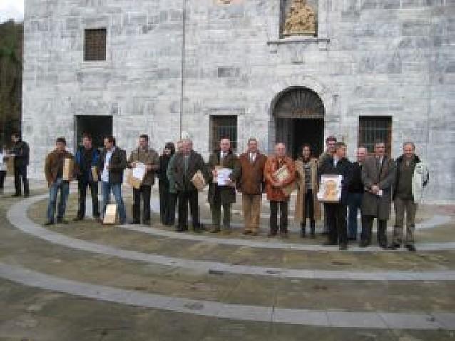 Once premios a la conservación del patrimonio