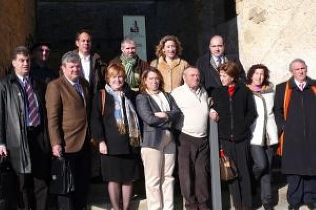 Petilla de Aragón adecua un hostal que permitirá acoger diferentes actividades