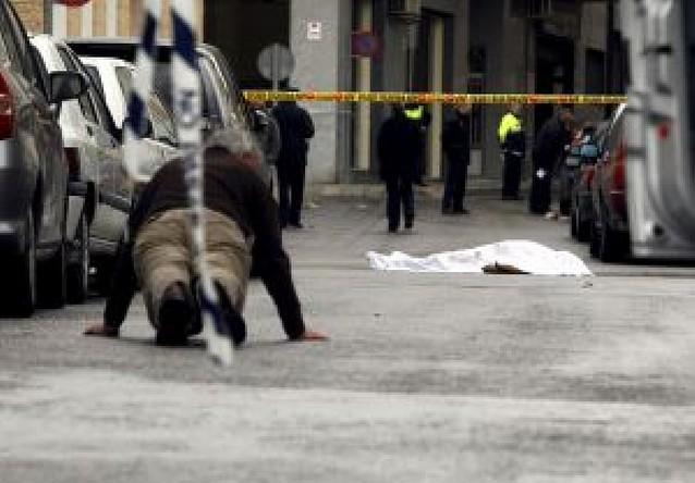 Un muerto y dos heridos durante un atraco con tiroteo en Alicante