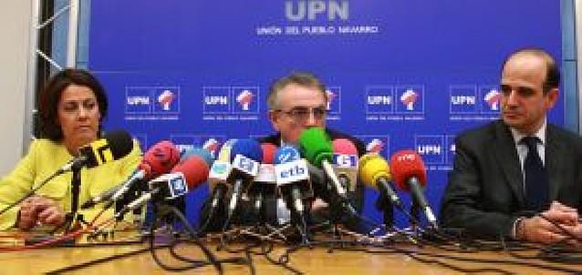 Sanz lamenta lo que está sucediendo en torno a la presidencia de UPN