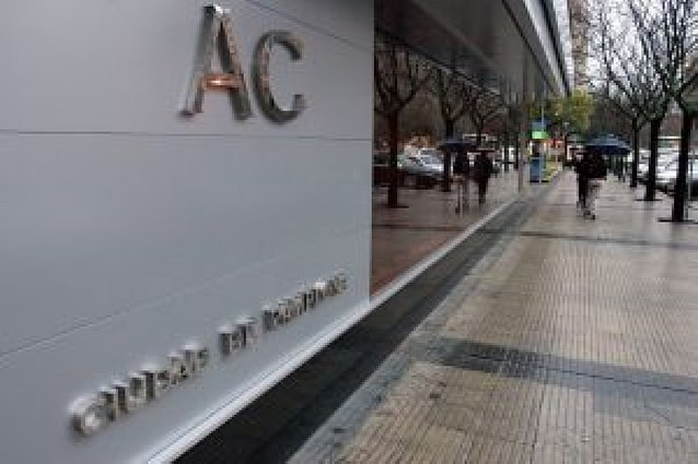Detenidos cuando atracaban un hotel en Pamplona