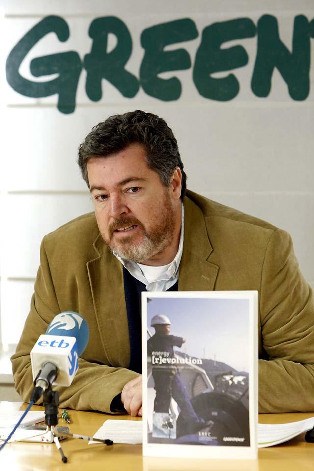 Greenpeace propone una revolución energética que ahorraría 14 billones al año