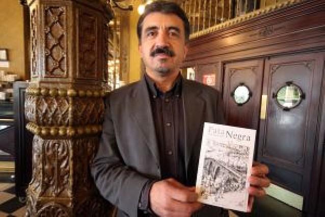 Mario Zunzarren recrea con poesía el Camino de Santiago