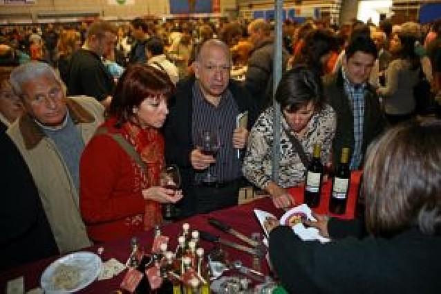 El concurso de vino ecológico de Estella elige 8 caldos navarros entre los 21 mejores