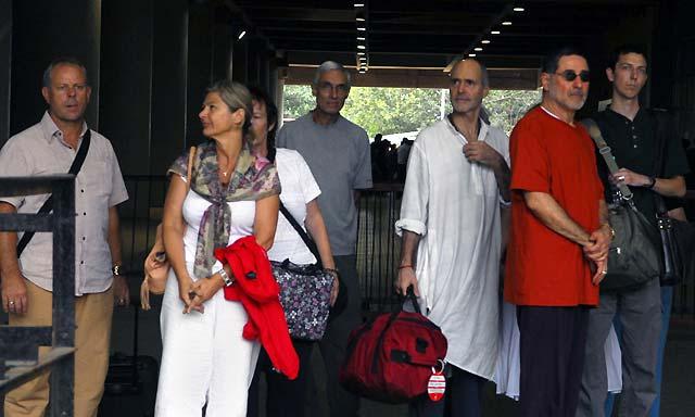 Las fuerzas de seguridad indias toman el control del hotel Oberoi