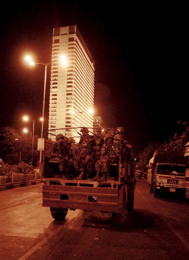 Al menos 160 muertos tras dos días de lucha con los terroristas en Bombay