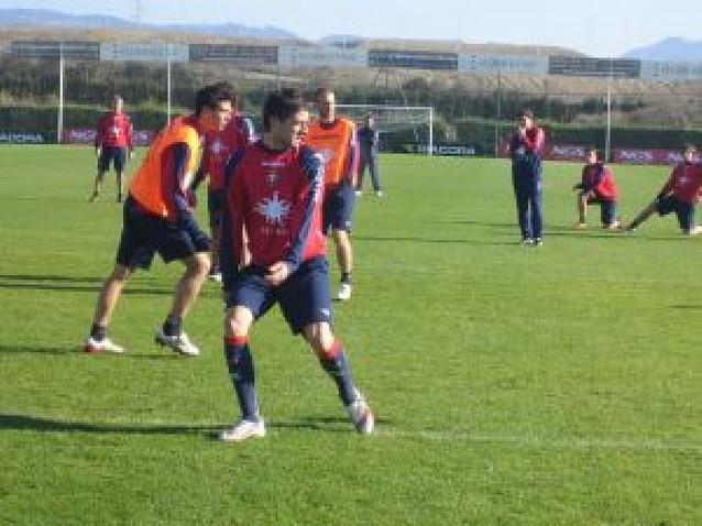 Hoy, entrenamiento, convocatoria y viaje a Málaga