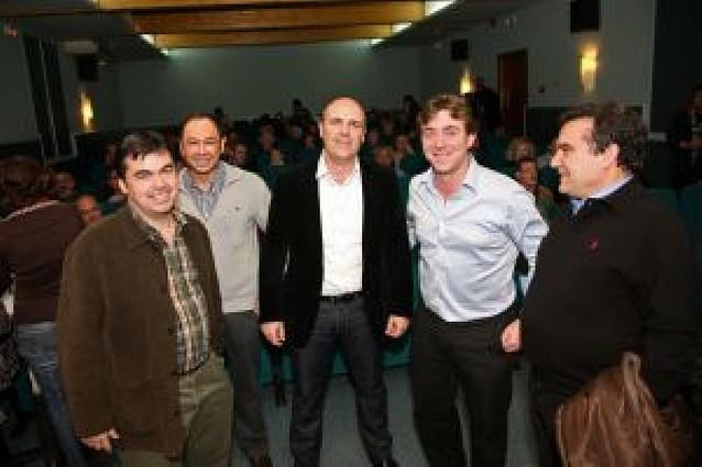 El PSN da su respaldo a la labor del alcalde de Cintruénigo