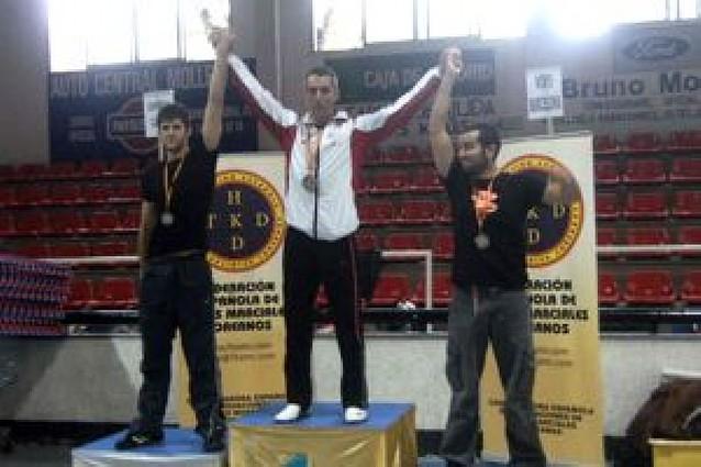 Mikel Arrondo consigue el Open Internacional