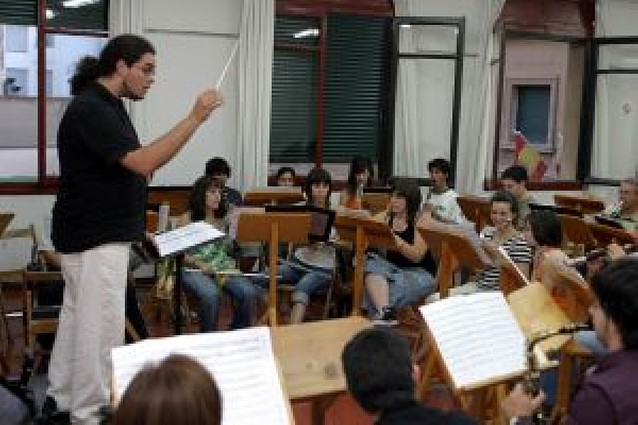 La banda de música recibirá el Premio Olentzero 2008