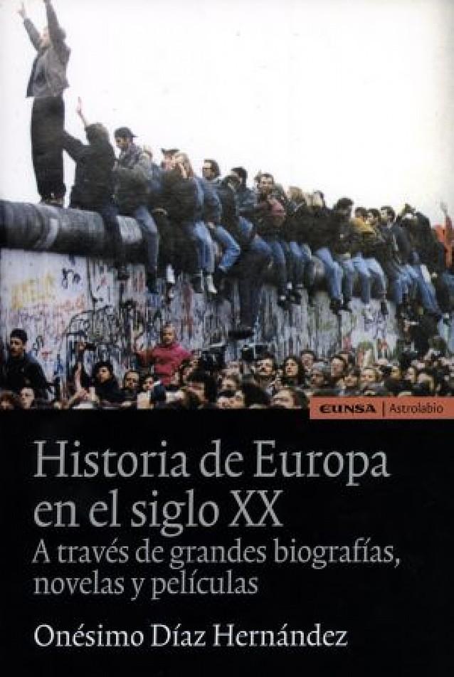La Europa del siglo XX, a través de su huella en la cultura