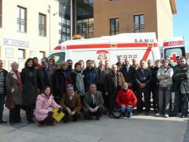 Los 20 voluntarios de Cruz Roja de Mendavia estrenan su nueva sede