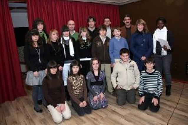 El madrileño Javier Serrano recibe el premio del XXXV Concurso de Cuentos