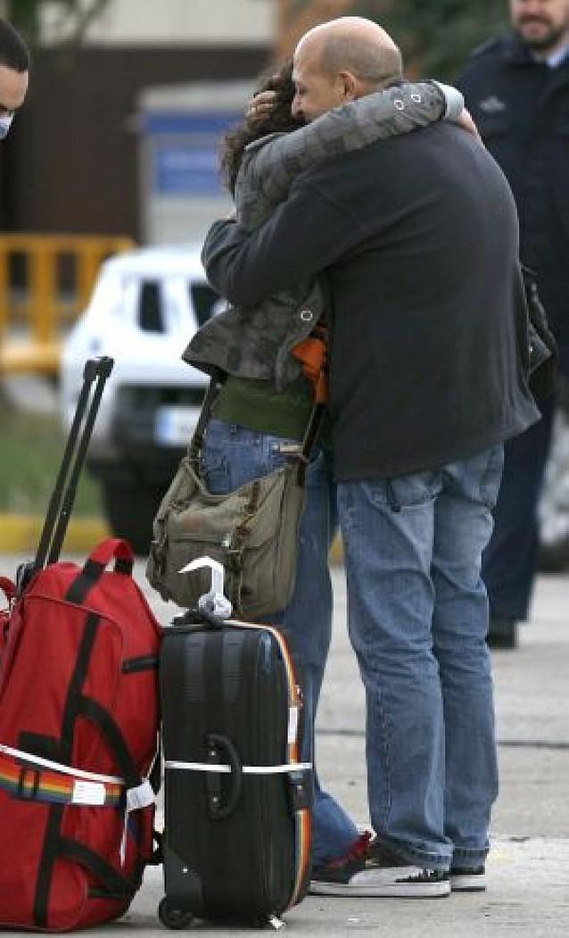 España gestiona el regreso del matrimonio herido que todavía permanece en Bombay