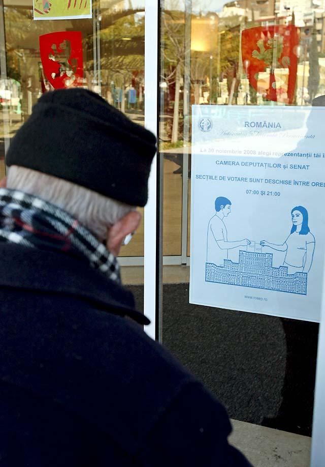 La oposición socialdemócrata gana las elecciones en Rumanía