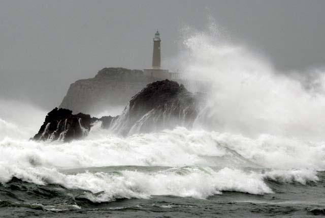 Cinco comunidades de la Península en alerta por el temporal de nieve y viento