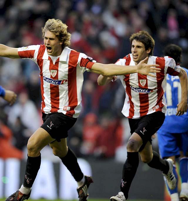 Llorente saca al Athletic de los puestos de descenso (2-0)
