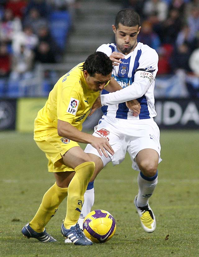 El Villarreal ahonda en la herida del Recre (1-2)