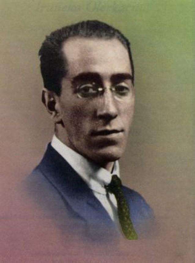 Alexander Tapia, Iruñeko olerkaria