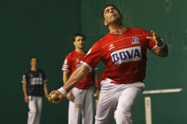 Mikel Goñi puso el espectáculo