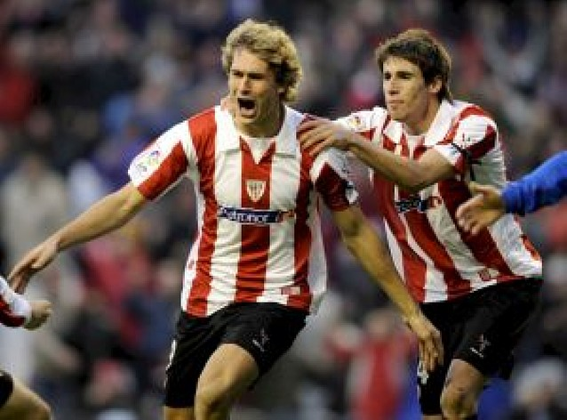 Llorente le da aire al Athletic