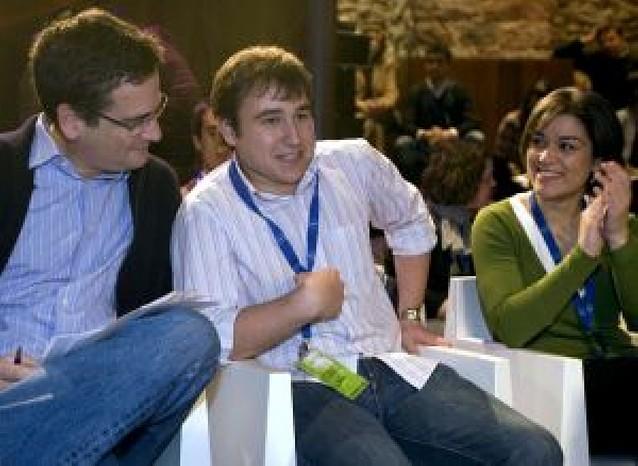 Relevo en el País Vasco de las Nuevas Generaciones del PP