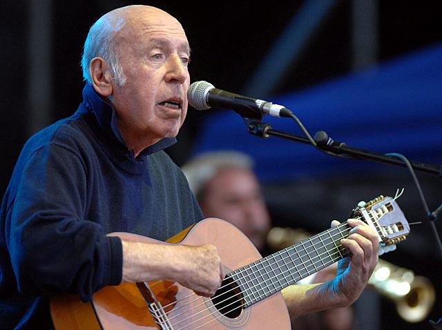 Fallece el cantautor donostiarra Mikel Laboa a los 74 años