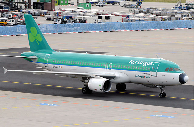 Ryanair lanza una oferta de compra sobre el 100% de Aer Lingus por 748 millones