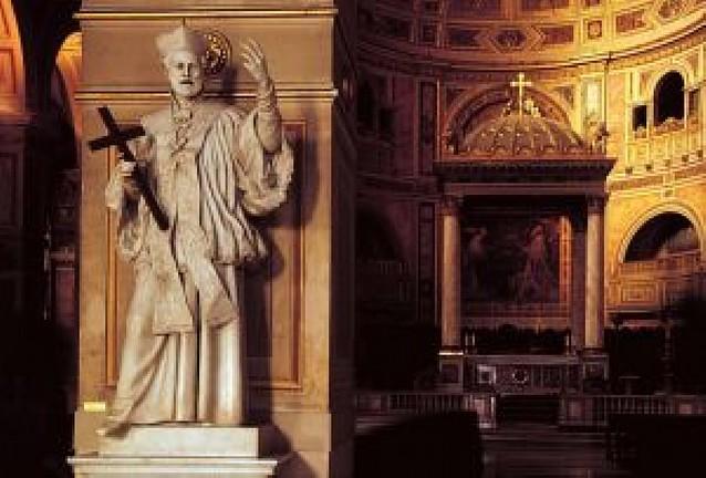 Con Francisco de Javier en Italia