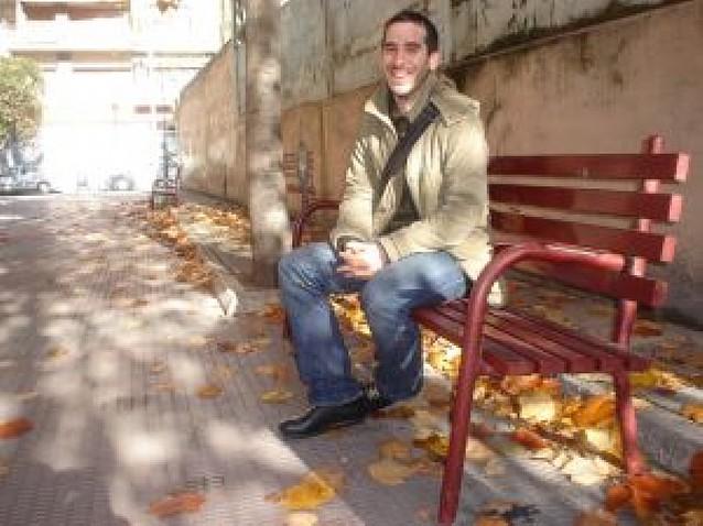 """Navarra y Madrid reconocen """"el pincel"""" del estellés Javier Arbizu"""