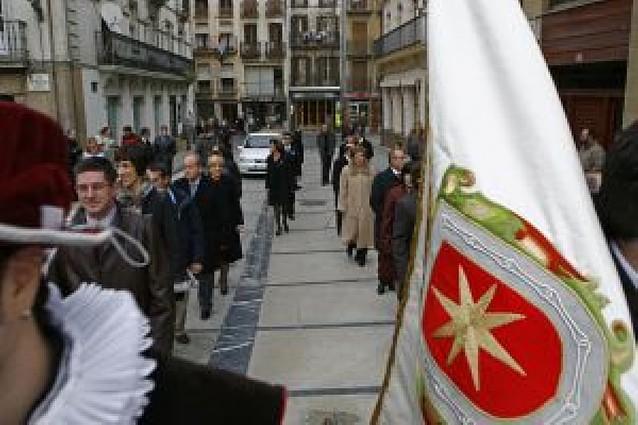El icono de Patras ya se encuentra en la iglesia de San Pedro