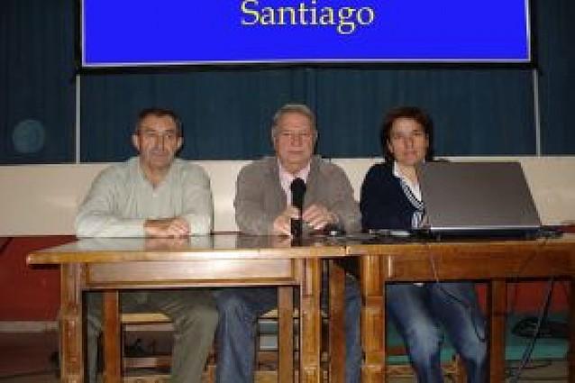 La Sala Social acoge una conferencia sobre el Camino de Santiago