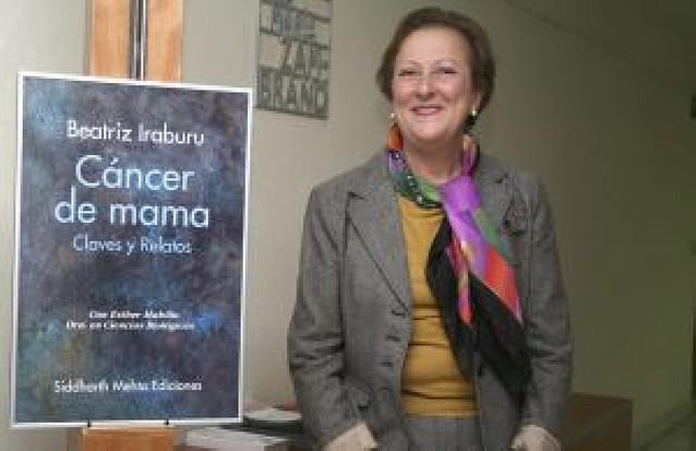 """""""El cáncer te obliga a configurar tu paisaje vital y a afrontar cuestiones prácticas"""""""