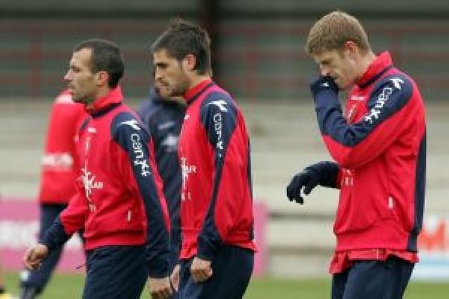 """Sergio: """"No somos inferiores a muchos equipos"""""""