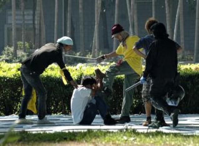 La oposición abandona la sede del Gobierno en Bangkok