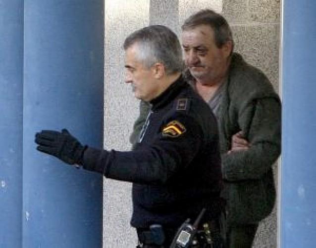 Funcionarios de Prisiones no oyeron la alarma del GPS del asesino de Pontevedra