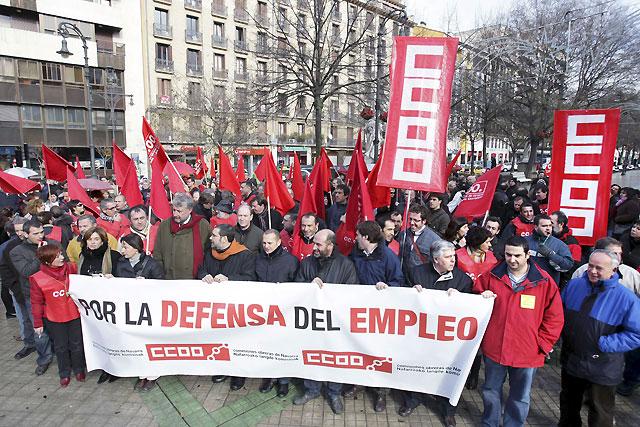 Fidalgo (CCOO) se muestra partidario de la concesión de ayudas públicas al sector de la automoción