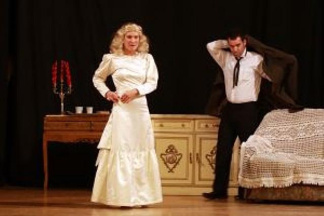 Teatro Talo estrena una versión de una obra de Enrique Jardiel Poncela