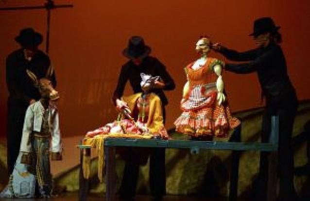 El Festival de Marionetas llega al Gayarre