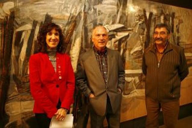 Fusión de pintura y música en el Museo Gustavo de Maeztu