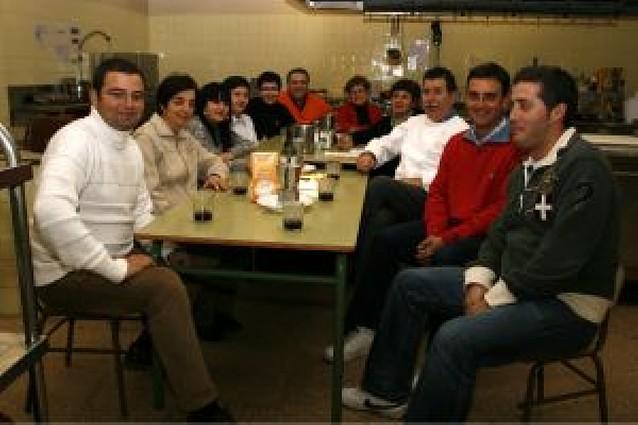 Doce participantes finalizaron el taller de cocina de San Adrián