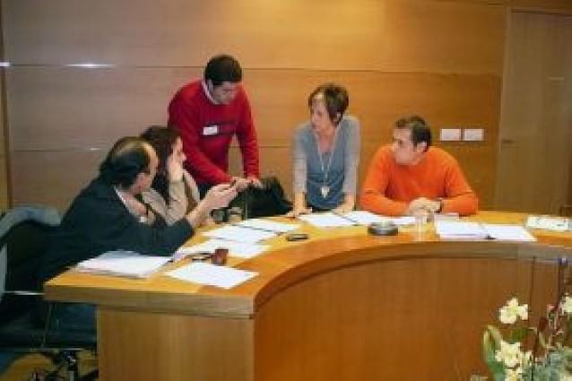 El ayuntamiento aprueba una subida del 4% para las tasas de 2009