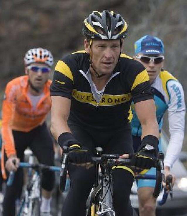 Armstrong y Contador sólo coincidirán en el Tour