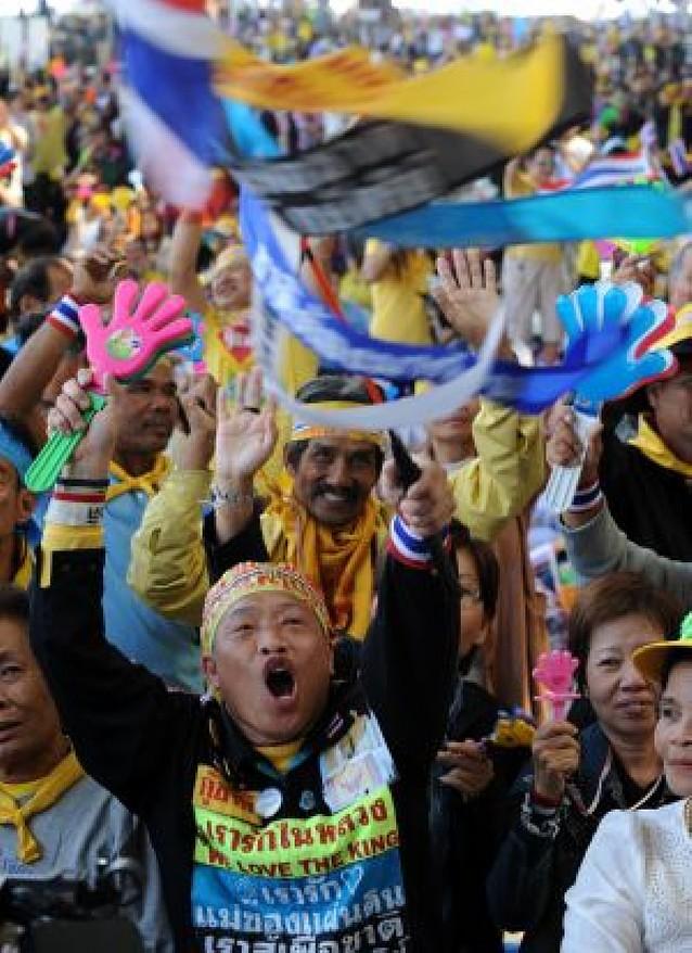 El Tribunal Constitucional de Tailandia disuelve los partidos que forman el Gobierno