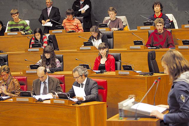 De las aulas al Parlamento