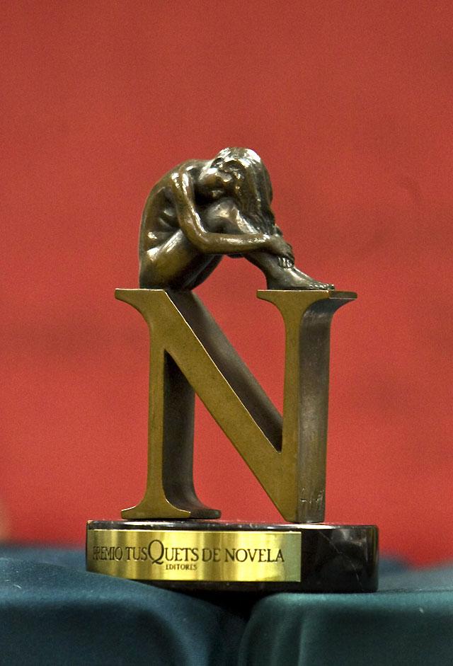 El premio Tusquets, desierto