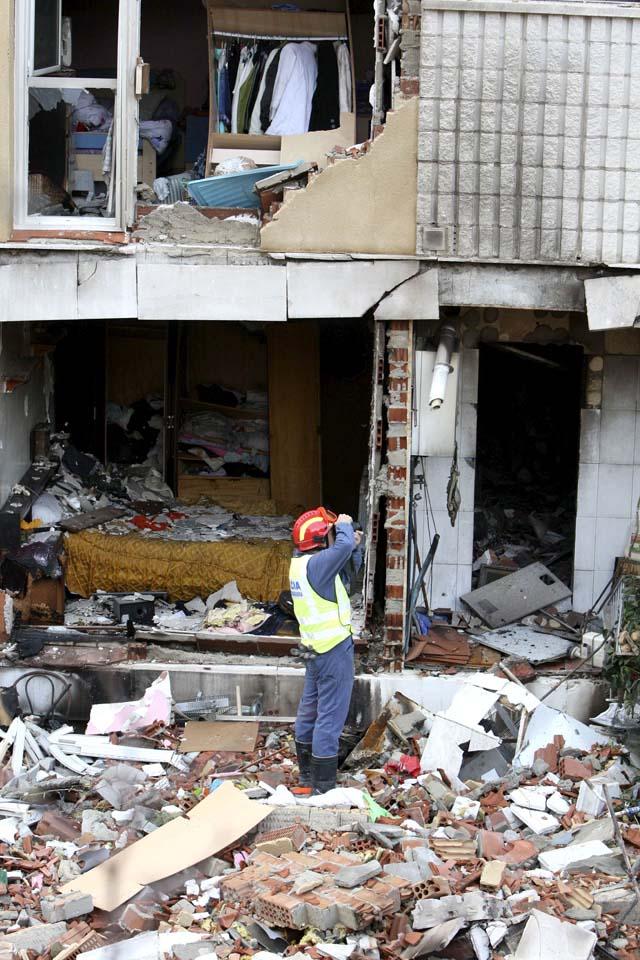 Fallece uno de los 18 heridos en estado muy crítico por la explosión de Gavà