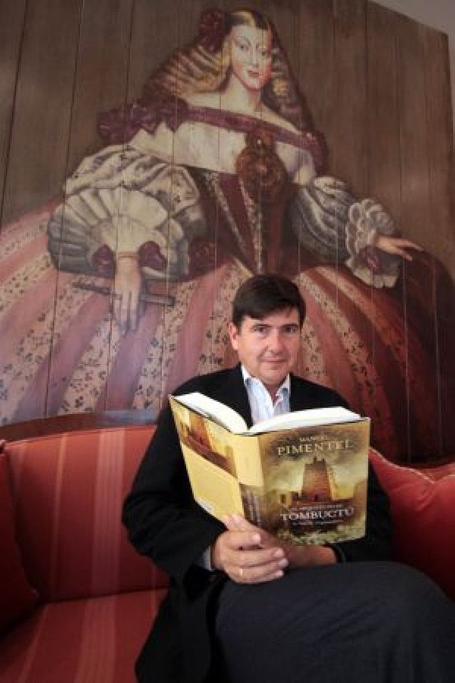 """Manuel Pimentel: """"Ahora vivo en la República de los libros"""""""